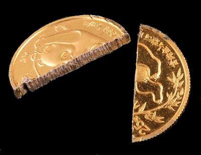 Поддельное золото
